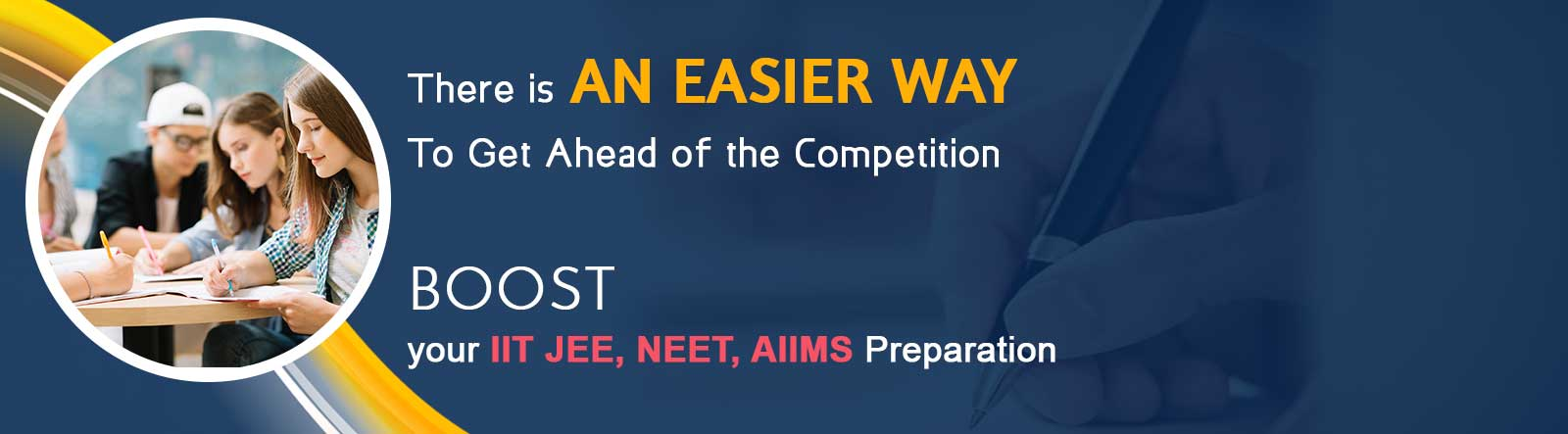 Boost IIT-JEE, NEET preparation
